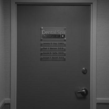 Office Main Door